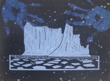 Iceberg Dreaming Study I