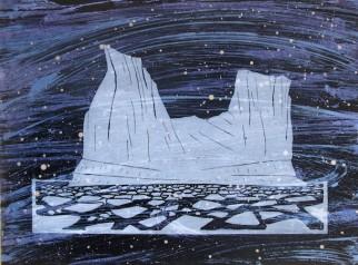 Iceberg Dreaming Study II