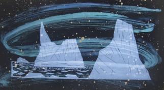 Iceberg Dreaming Study V VE