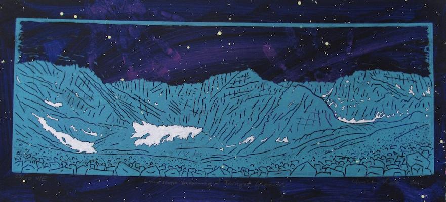 Landscape Dreaming -- Torngats Glaciers
