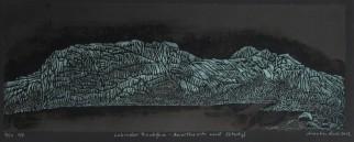 Labrador Rockface -- Anorthosite Wall